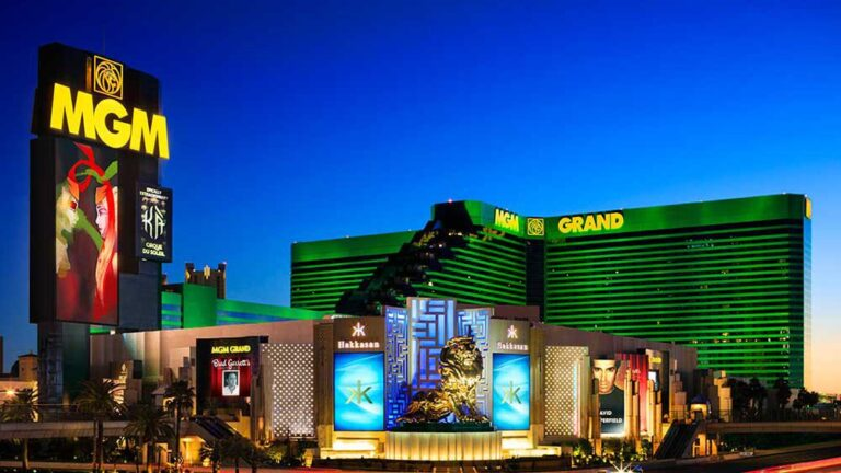 MGM Stock Rises As Massive Growth Seen From DraftKings Rival BetMGM