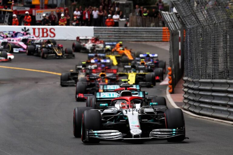 Wolff piles on the pressure: Red Bull 'the team to beat' in Monaco