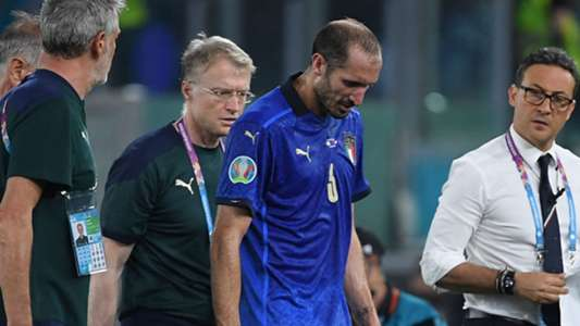 Euro 2020: Italy 3-0 Switzerland full match reaction and quotes: Chiellini needs further tests amid injury scare