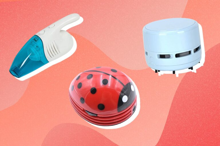 I Tried These Three Internet-Favorite Mini Vacuums to See Which One Cleans the Best — Here's My Honest Review