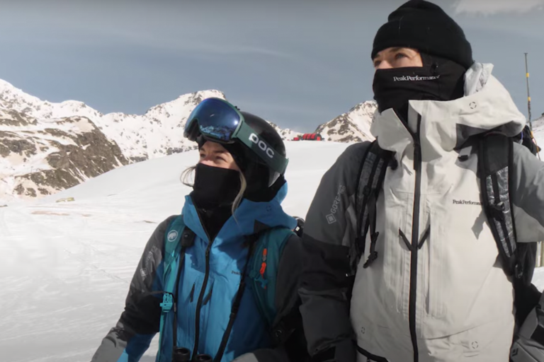 """[Freeride World Tour] """"Mic'd Up"""" gives you the inside scoop"""