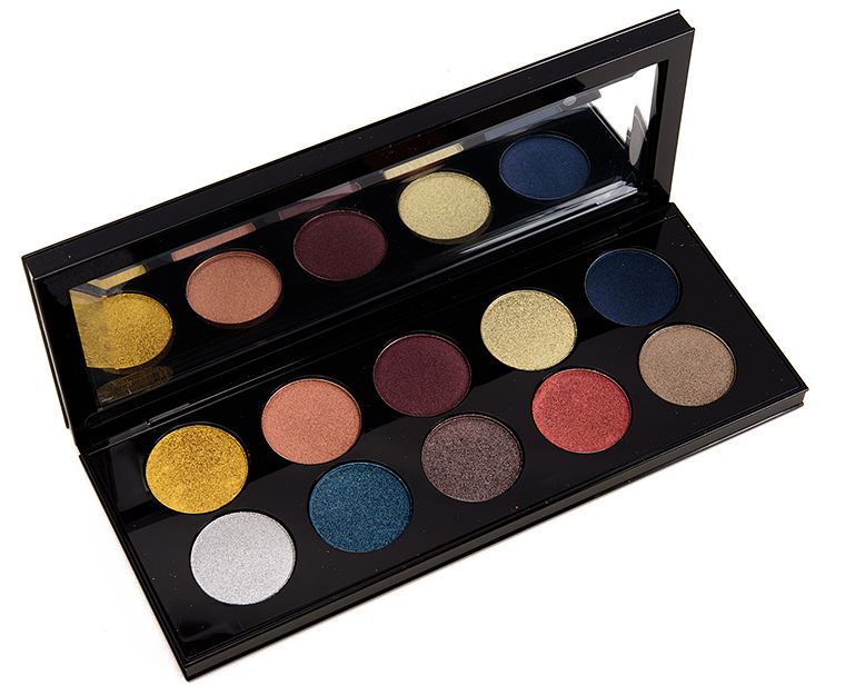 What eyeshadow palette best represents your makeup preferences?