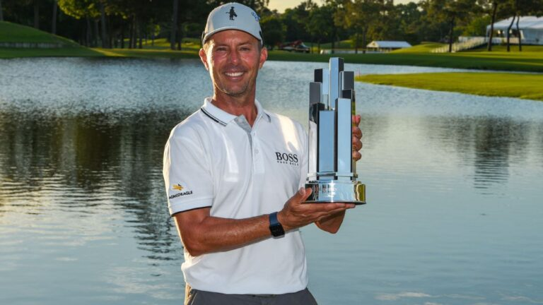 Mike Weir wins first PGA Tour Champions title at Insperity Invitational