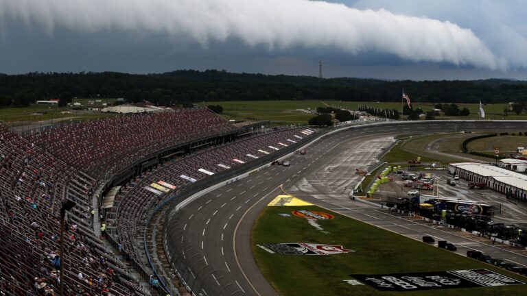 Who won the NASCAR race yesterday? Complete results from Talladega race