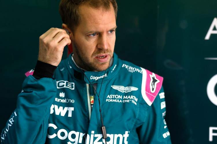 Vettel has expanded the way Aston Martin do things