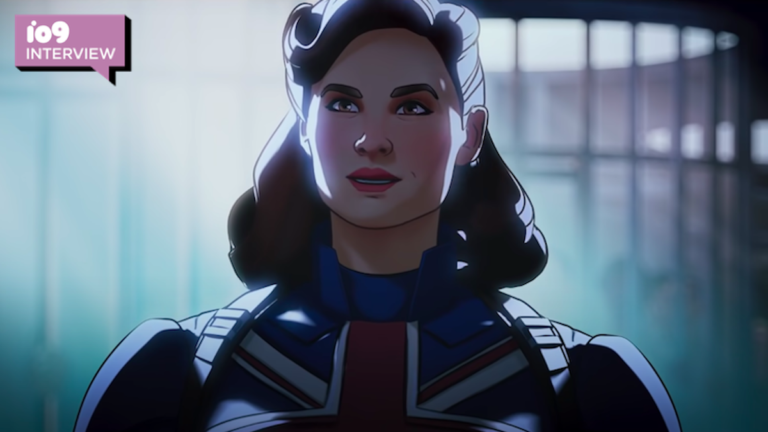 Captain Carter Will Connect Stories