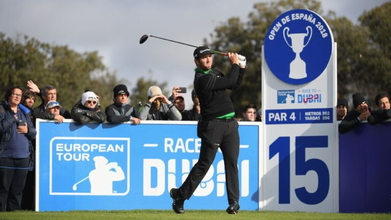 Pro golfers will soon be ranked by a new points system, which will be unveiled in 2022