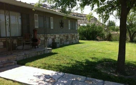 112 Cargile Ave, Sanderson, TX