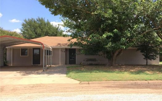 115 Avenue J E, Haskell, TX