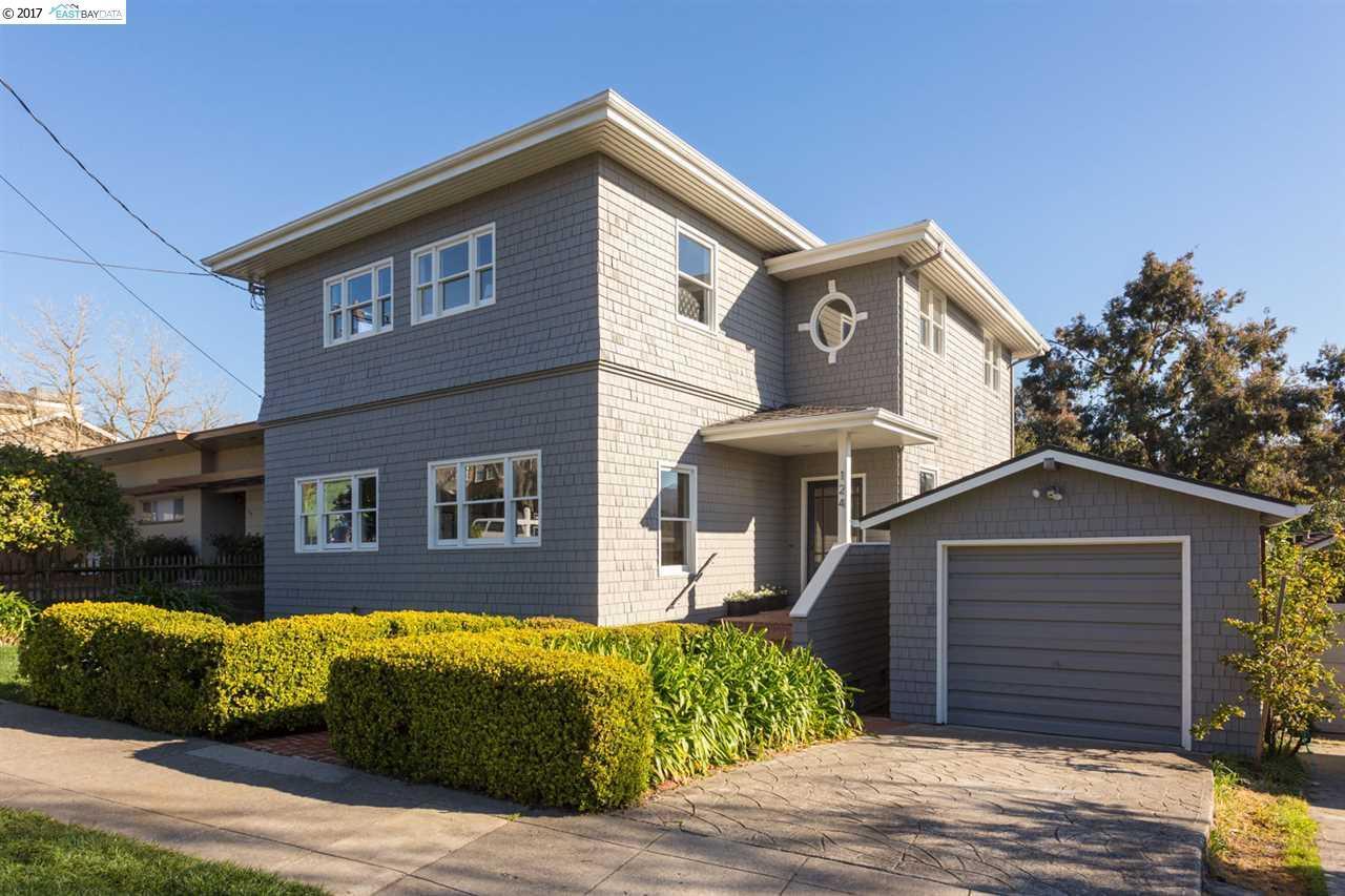 124 Sunnyside Ave, Piedmont, CA