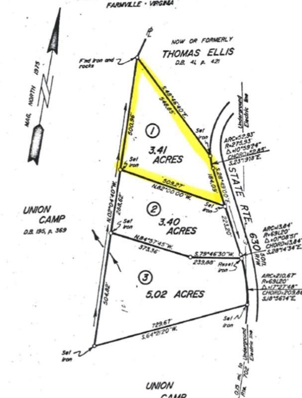 1245 Redd Shop Rd, Farmville, VA