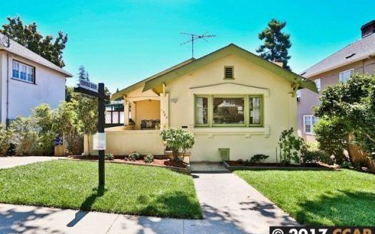 1382 Oakland Ave, Piedmont, CA