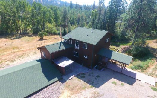 14695 Spring Hill Rd, Frenchtown, MT