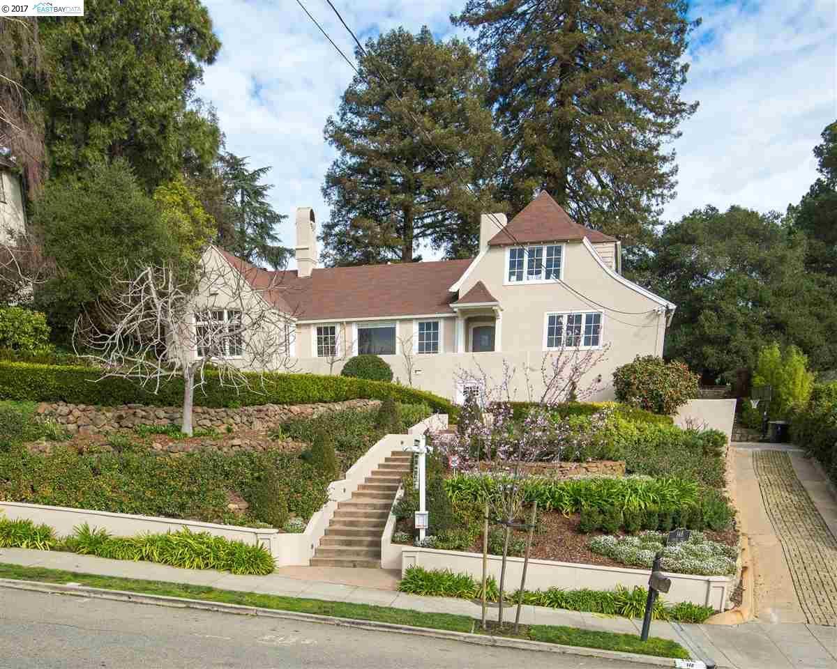 148 Estates Dr, Piedmont, CA