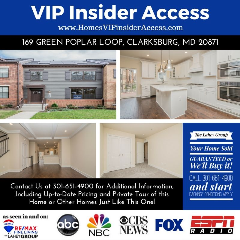 169 Green Poplar Loop, Clarksburg, MD