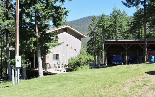 19555 Twin Lakes Rd, Frenchtown, MT