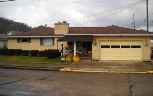 225 South St #B, Tiltonsville, OH