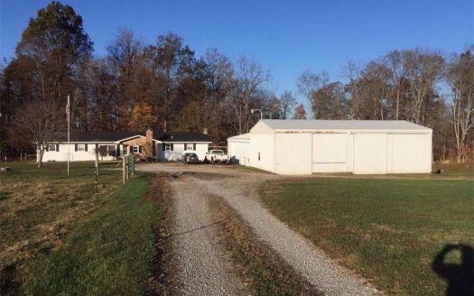 2631 S Mill Creek Rd, Salem, IN