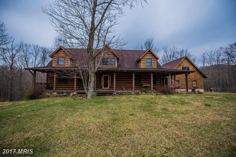 284 Little Long Mountain Ln, Huntly, VA