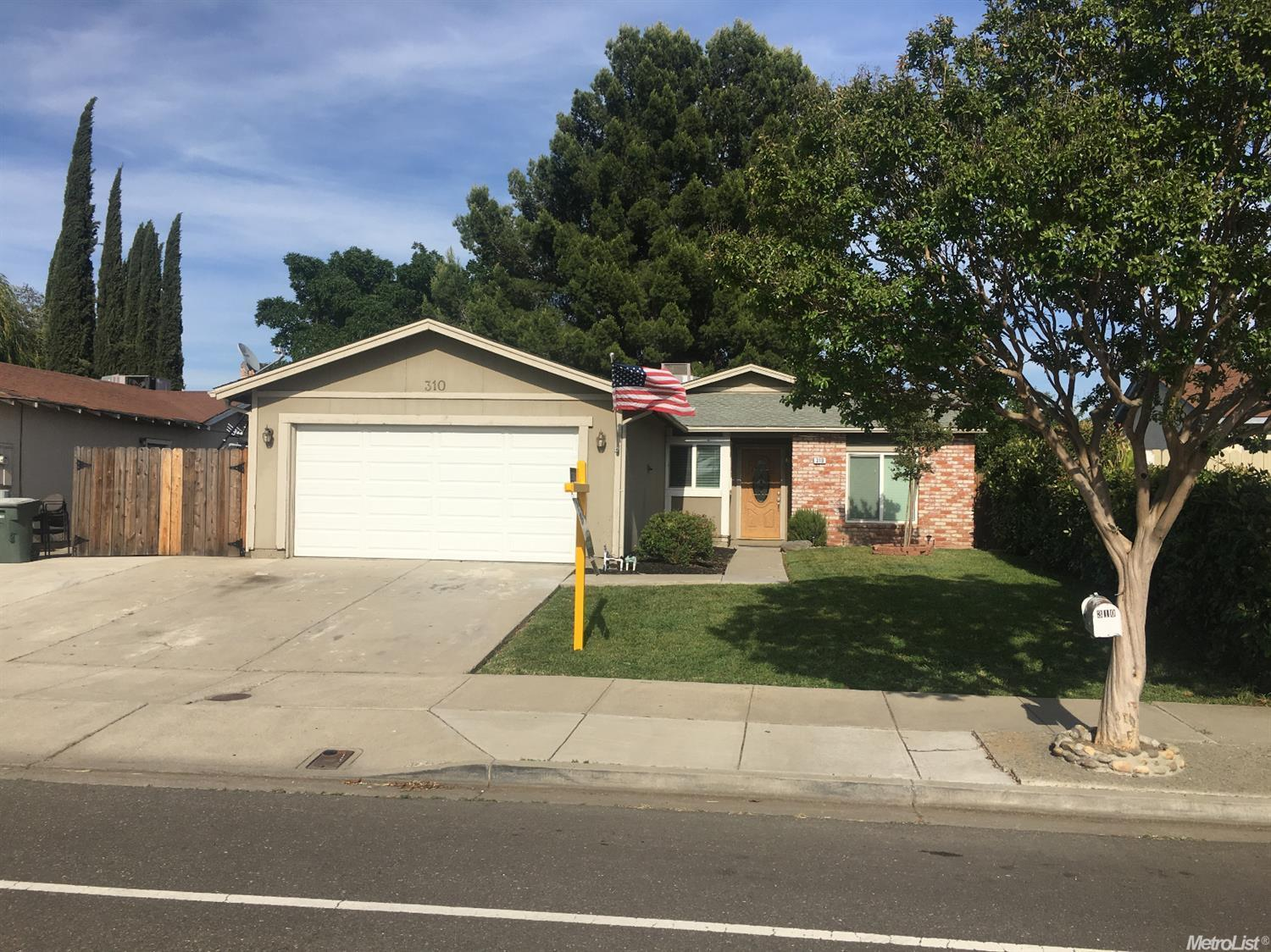 310 S Central Ave, Tracy, CA