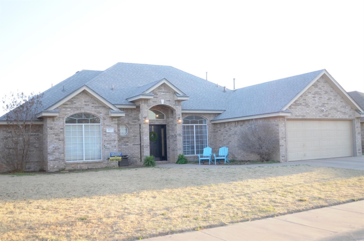 317 Raider Blvd, Wolfforth, TX