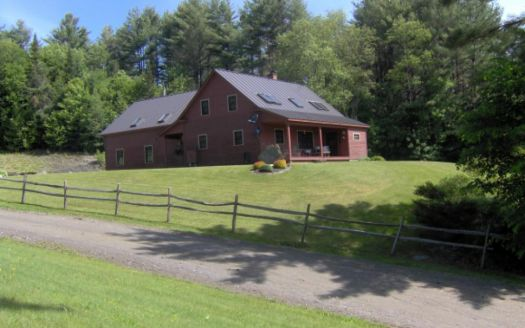 320 Cross Brook Lane Ext, Brookfield, VT