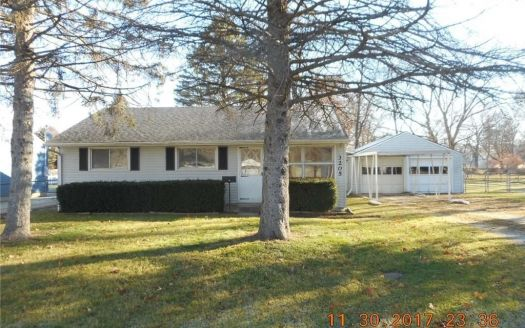 3205 S Overman Ave, Marion, IN