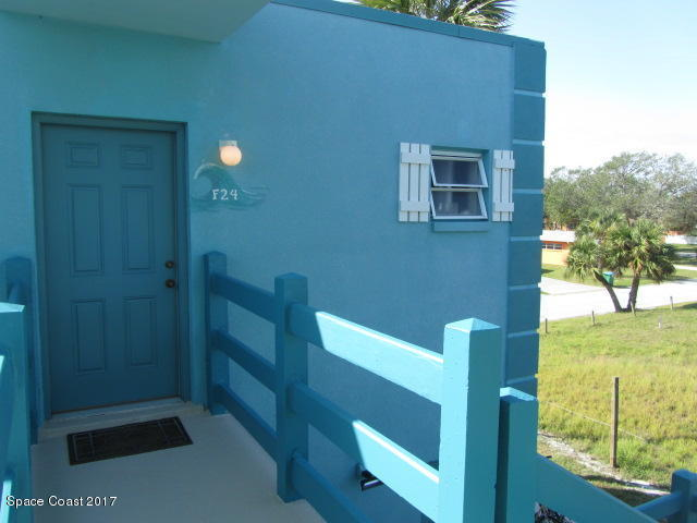 350 Fillmore Ave #F24, Cape Canaveral, FL