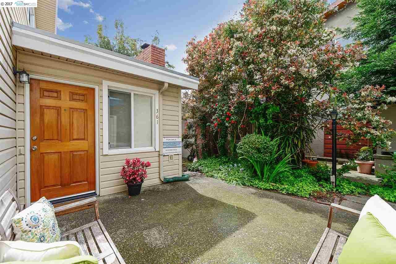 361 Somerset Rd, Piedmont, CA
