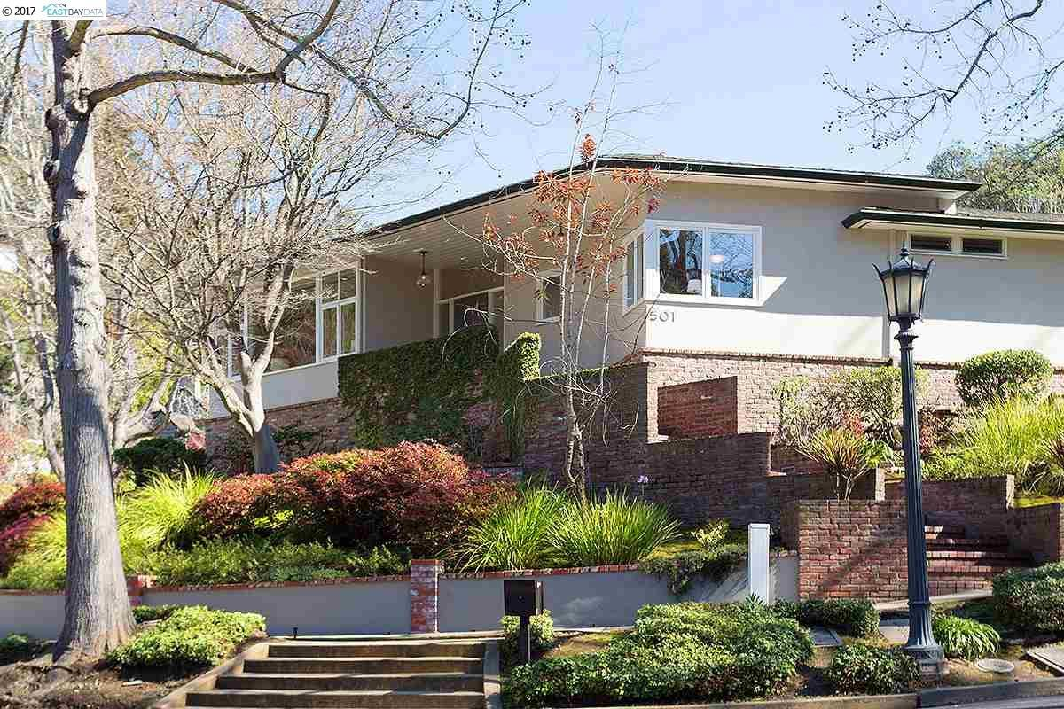 501 Hampton Rd, Piedmont, CA