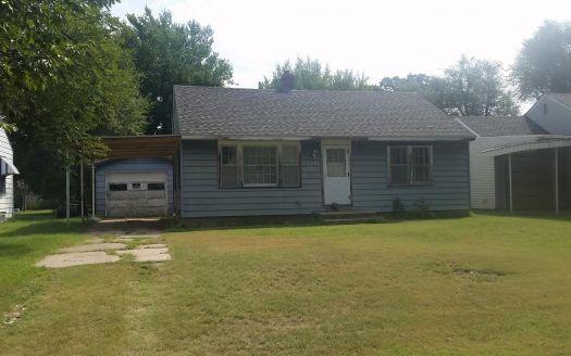 516 N Park Ave, Stafford, KS
