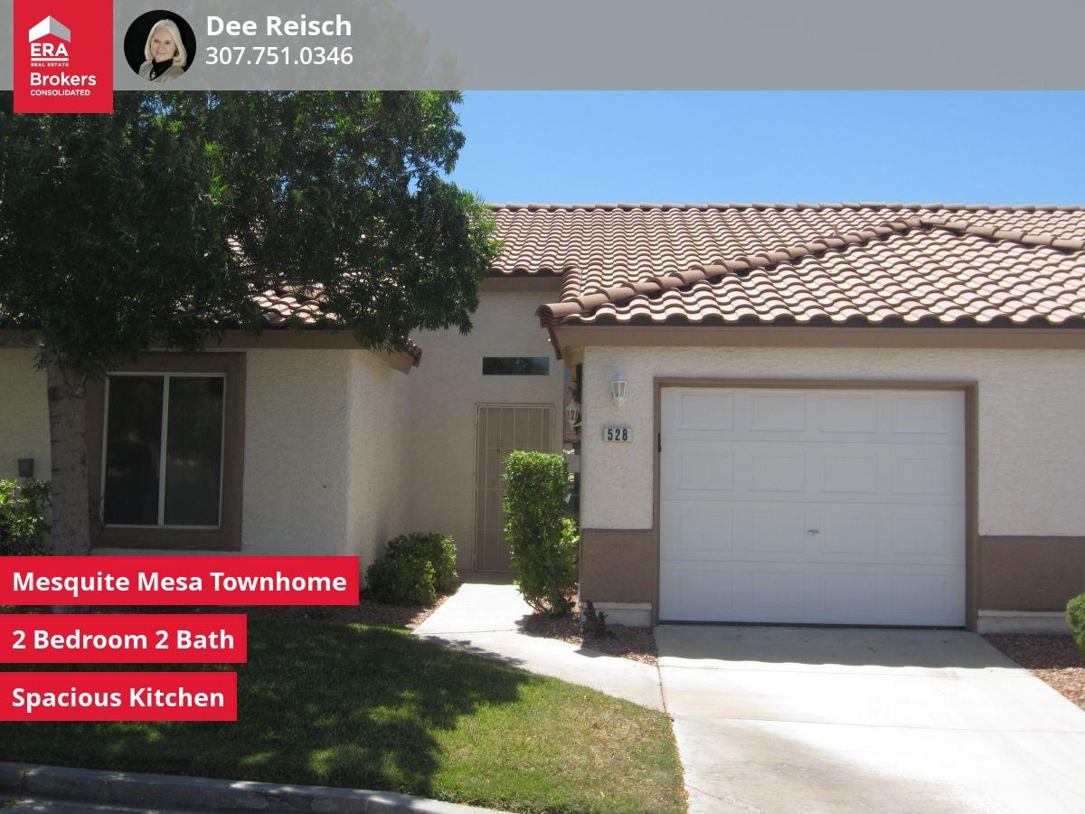 528 Clearbrook, Mesquite, NV