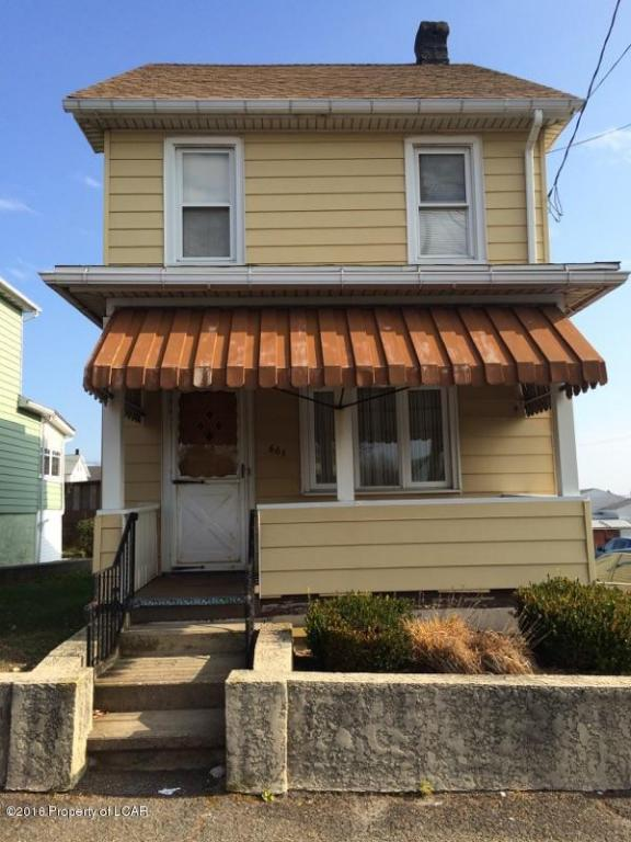 661 Hayes St Hazleton Pa Houses For Sale The Oc Home Search