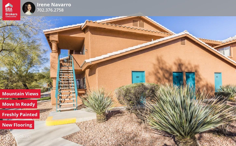 799 Mesquite Springs Dr #201, Mesquite, NV