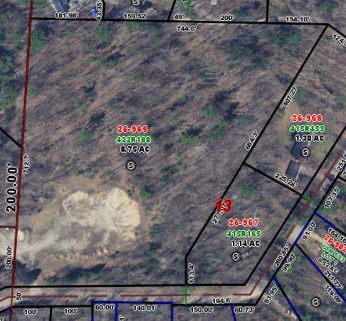 8.75 Acres Twin Pine Ln, Porterfield, WI