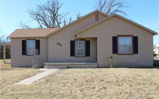 800 S Avenue F, Haskell, TX