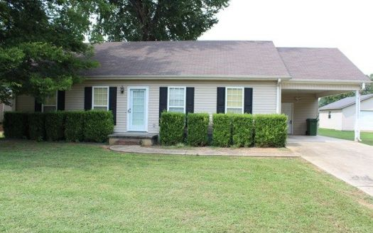 805 Waverly Ave, Muscle Shoals, AL