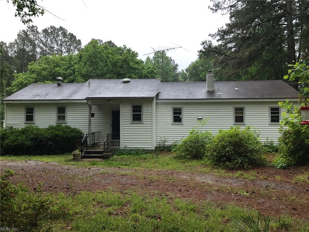 9433 Tucker Swamp Rd, Ivor, VA