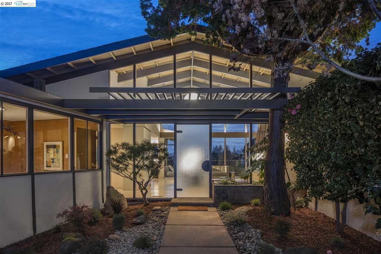 95 Sandringham Rd, Piedmont, CA