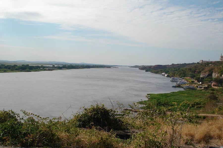 Штаты Мату-Гросу и Мату-Гросу-ду-Сул