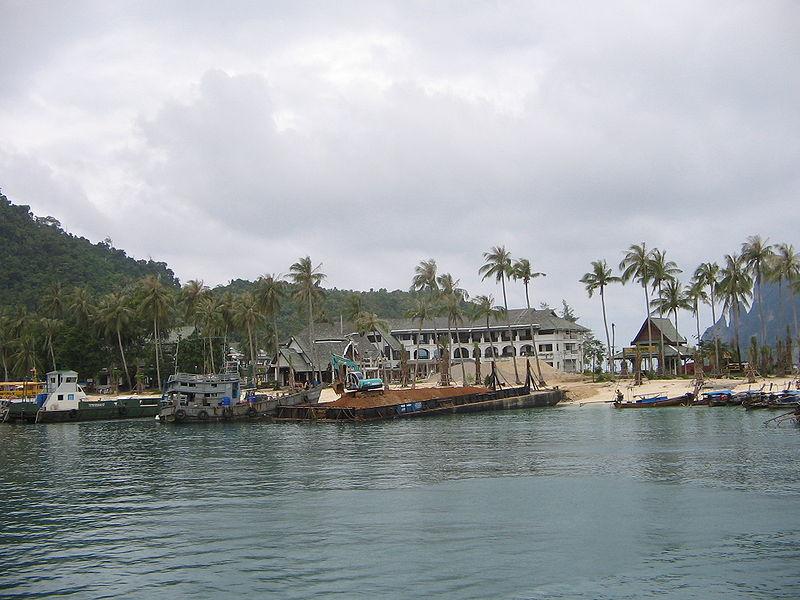 Верхнее Андаманское побережье