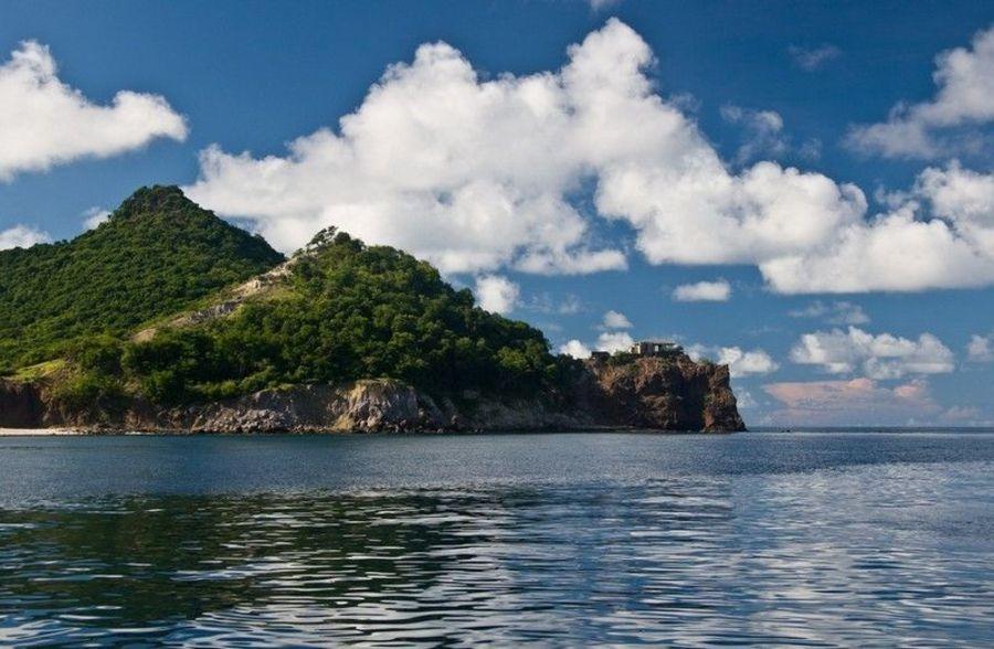 Остров Карриаку