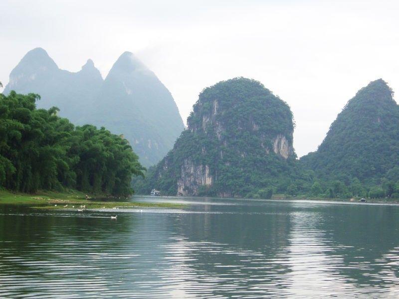 Гуйчжоу и Гуанси