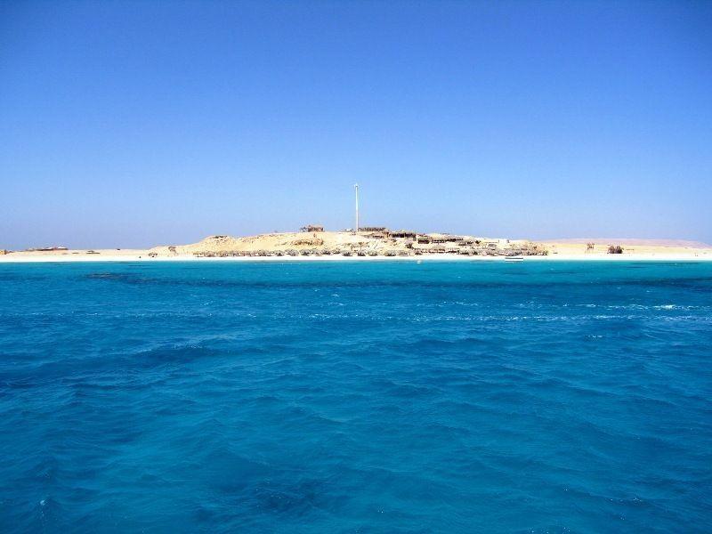 Синайский полуостров и побережье Красного моря