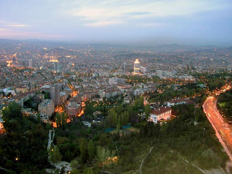 Анкара и Западная Анатолия