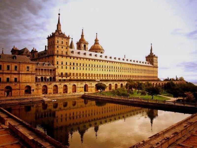 Окрестности Мадрида
