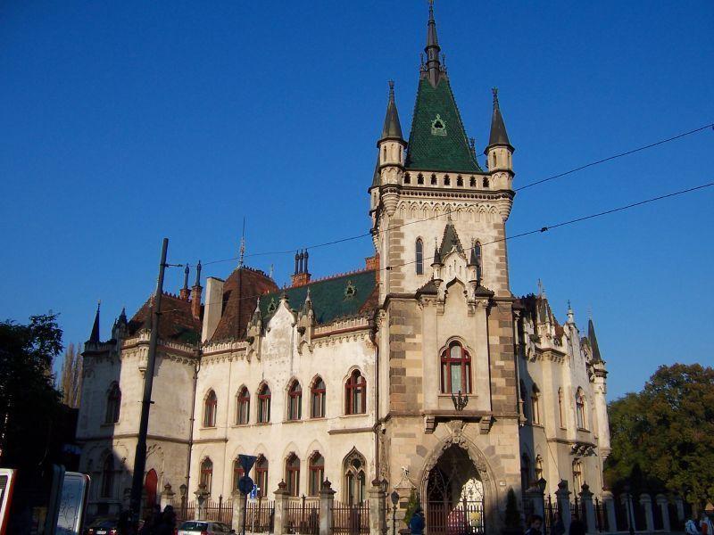 Восточная Словакия