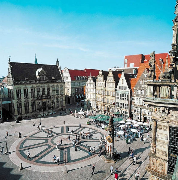 Гамбург, Бремен, Нижняя Саксония