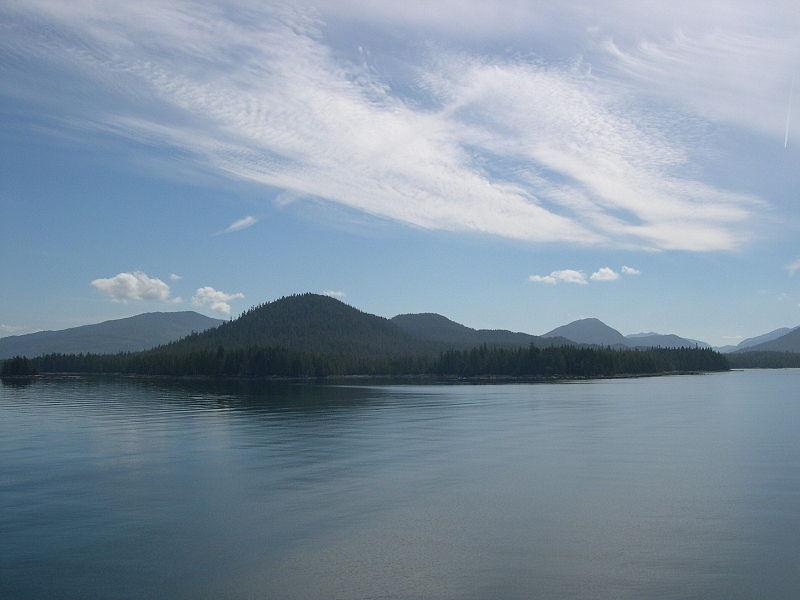 Юг и Север Британской Колумбии