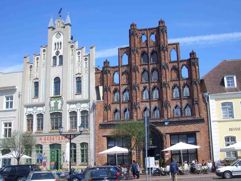 Мекленбург-Передняя Померания